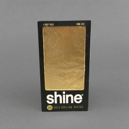 Shine® - 24K Gold Paper King Size