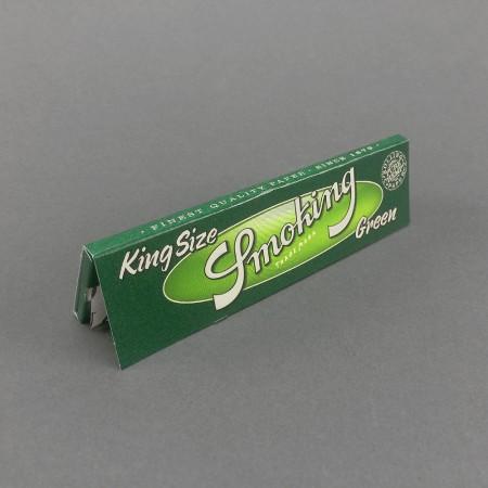 Smoking KingSize Papers green