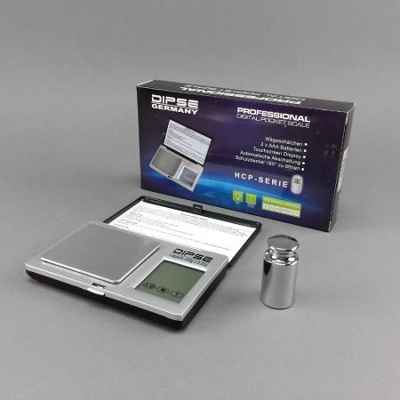 Digitalwaage HCP-100 (100g/0,01g)