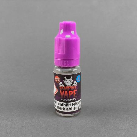 Liquid - Cool Red Lips - 6 mg/ml