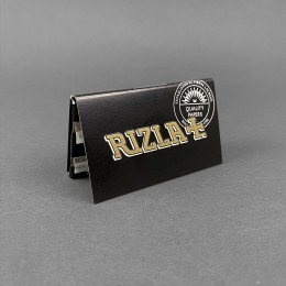 Rizla BLACK Single Wide