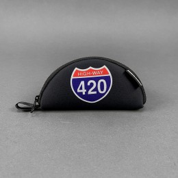 Portable Rolling Tray '420'