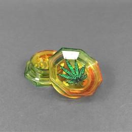 Acrylgrinder 'Leaf'