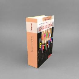 Versteckbuch 'Geburtstag'