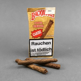 Backwoods® Caribe Cigars