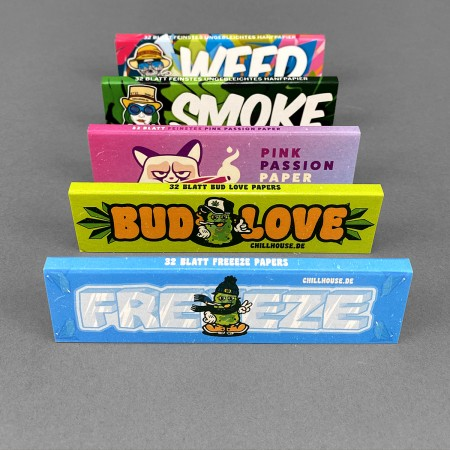 Chillhouse Paper Pack