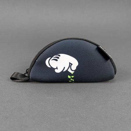 Portable Rolling Tray 'Black Mickey'