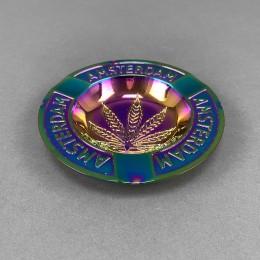 Aschenbecher Amsterdam Rainbow Leaf