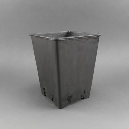 Flowerpot 15 x 15 x 20 / 3.6L / extremely stable