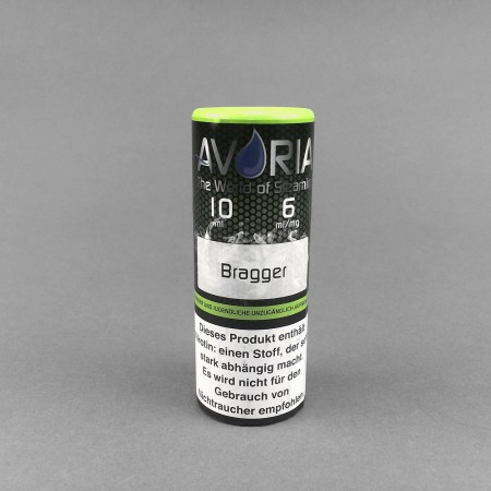 Liquid Bragger (6mg/ml) Avoria