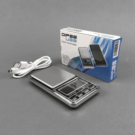DIPSE Digitalwaage mit USB Anschluss