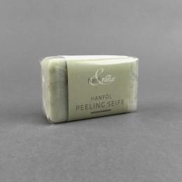 Hanföl Peeling Seife, 100 g