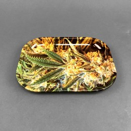 Rolling Tray 'Weed'