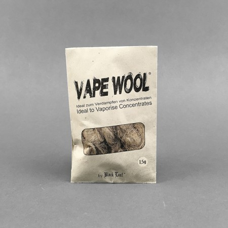 'Vape Wool' Hanffasern