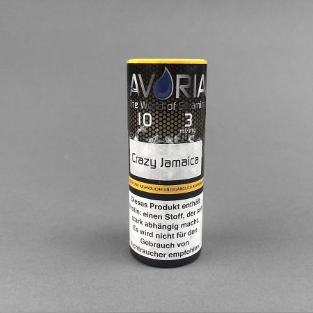 Liquid Crazy Jamaica (3mg/ml) Avoria
