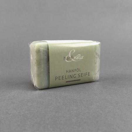 Hanföl-Peeling-Seife, 100 g