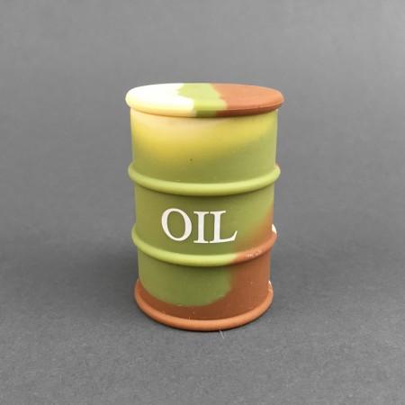 Silikon Dose Ölfass