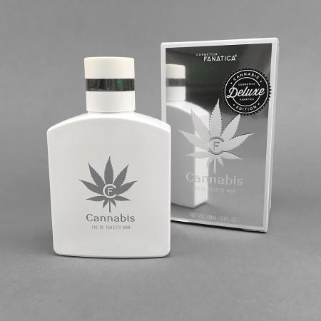 CF Parfüm 'Cannabis' Silver