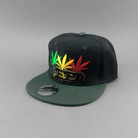 Basecap WEED Frontansicht