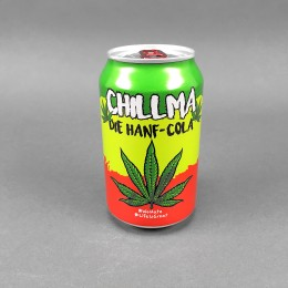 CHILLMA - Die Hanf Cola