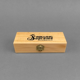 Wooden Rolling Box Small