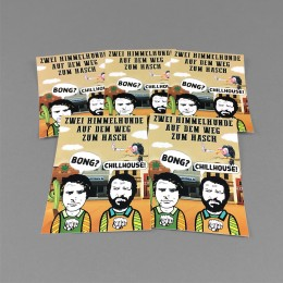 CH Sticker Set 'Himmelhunde'