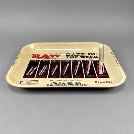 RAW Rolling Tray 'Daze' large