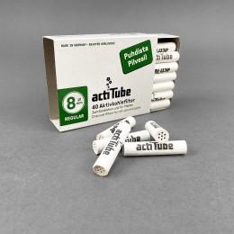 ActiTube Aktivkohlefilter, 40er Pack