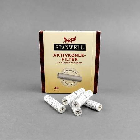 Stanwell Aktivkohlefilter 40er