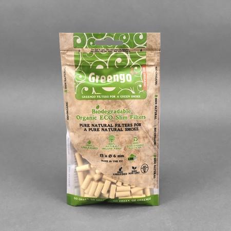 Greengo Organic Slim Filter