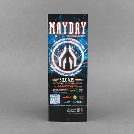 Original Ticket Mayday