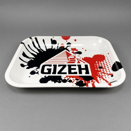 GIZEH Rolling Tray Large