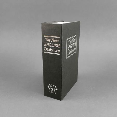 Versteckbuch 'Wörterbuch'