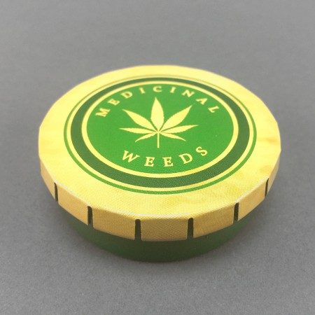 Aufbewahrungsdose ClickClack (Medicinal Weeds)