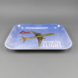 RAW Rolling Tray 'Flying' large
