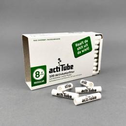 ActiTube Aktivkohlefilter, 100er Pack