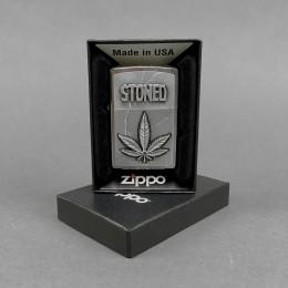 ZIPPO® Feuerzeug 'Stoned'