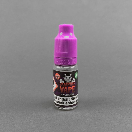 Liquid Applelicious 6 mg/ml