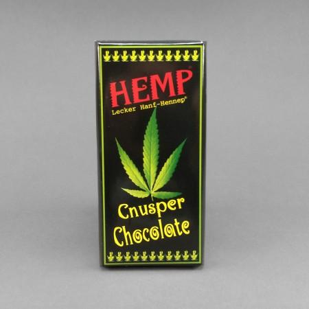 Hanf Knusper Schokolade 100 g