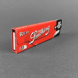 Papers Smoking Red King Size + Tips