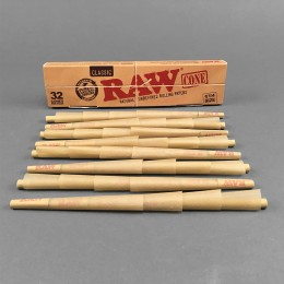 RAW Cones 1 1/4 Size, 32er Pack