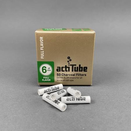 ActiTube Extra Slim Filter, 50er