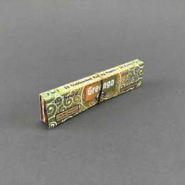 Papers Greengo King Size Slim + Tips
