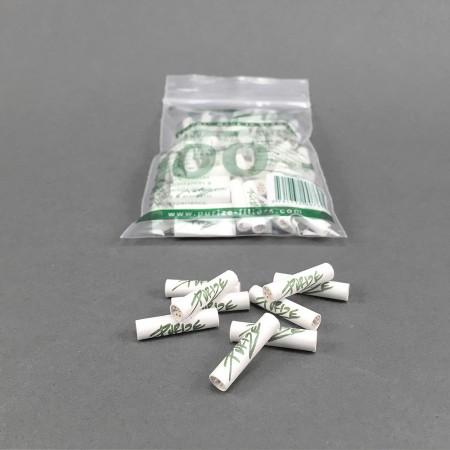 PURIZE® Slim Aktivkohlefilter 100er Pack