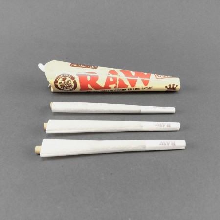 RAW Cones King Size Organic (3er Pack)