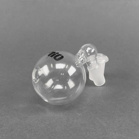 Ölkopf aus Glas