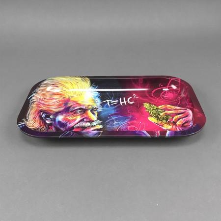 Rolling Tray 'Einstein'