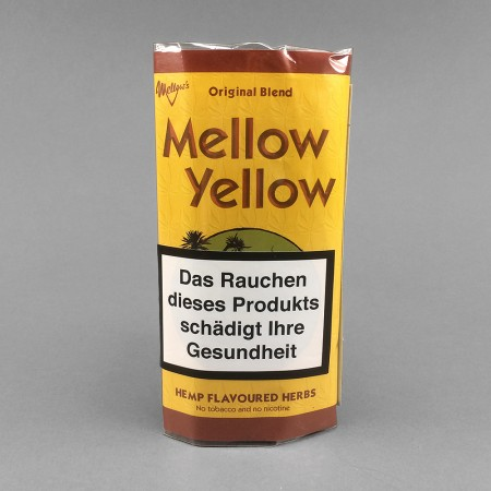 Mellow Yellow - Räuchermischung 35 g