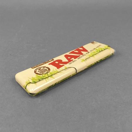RAW Organic Paper Tin King Size