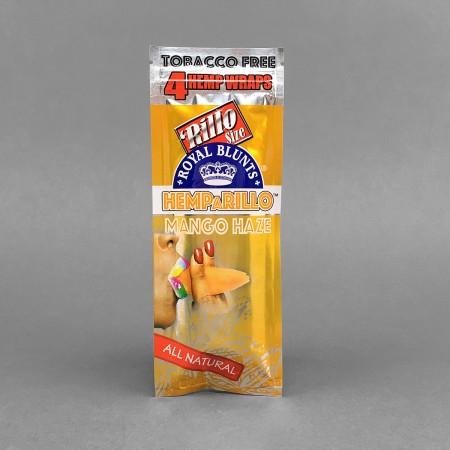 Hemparillo Hemp Wraps Mango Haze